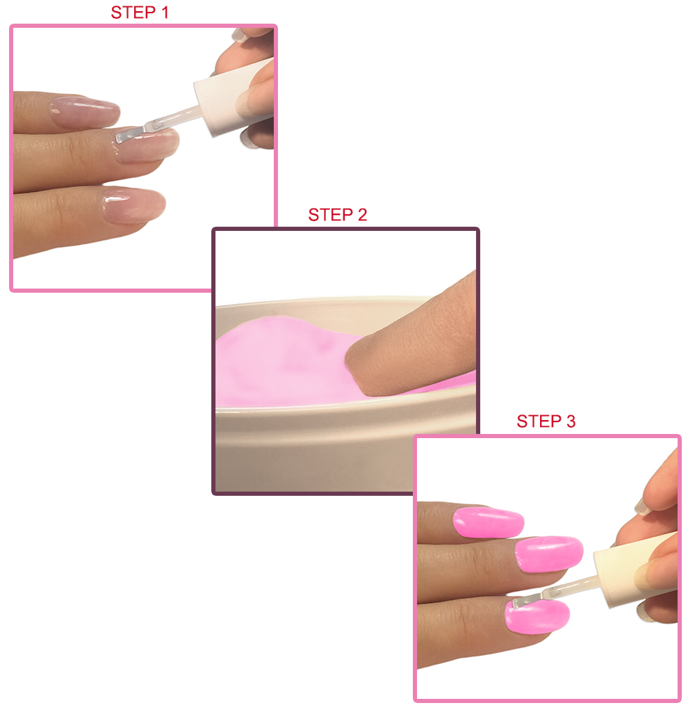 Chemence® HQ Free Nail Acrylic Dipping System